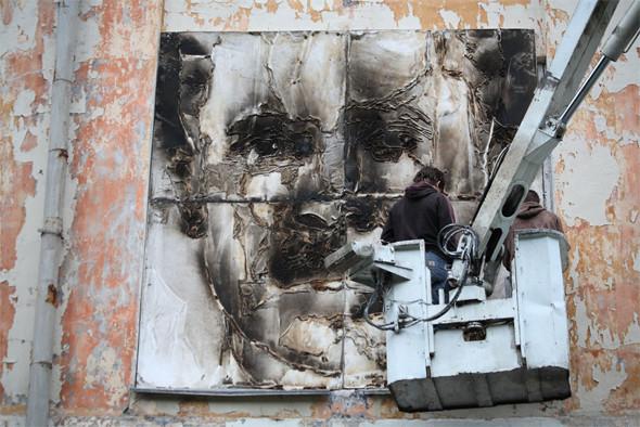 Скетчбук: Уличный художник Radya из Екатеринбурга рассказывает о пяти своих работах. Изображение № 19.