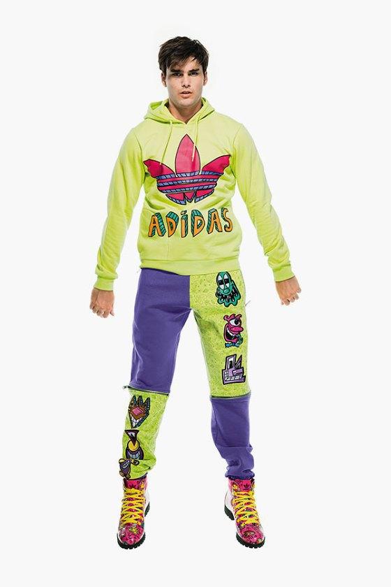 Джереми Скотт разработал новую коллекцию для Adidas Originals . Изображение № 3.