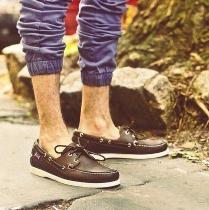 Дизайнер Ронни Фиг и марка Sebago представили совместную модель обуви. Изображение № 6.