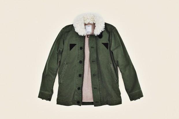 Японская марка Visvim выпустила осеннюю коллекцию одежды. Изображение № 6.