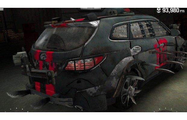Hyundai анонсировали новый вариант автомобиля для зомби-апокалипсиса. Изображение № 2.