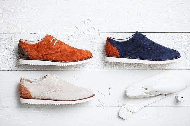 Марка Pointer опубликовала лукбук новой коллекции обуви. Изображение № 7.