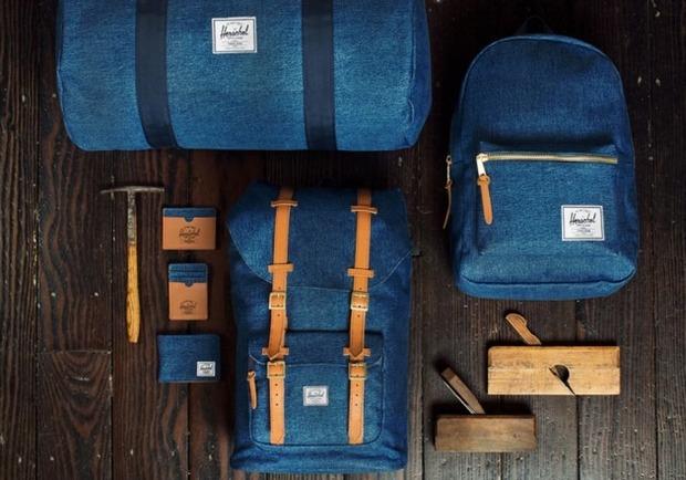 Канадская марка Herschel выпустила новую коллекцию рюкзаков линейки Holiday. Изображение №2.