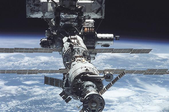 Международная космическая станция, фото NASA. Изображение № 6.