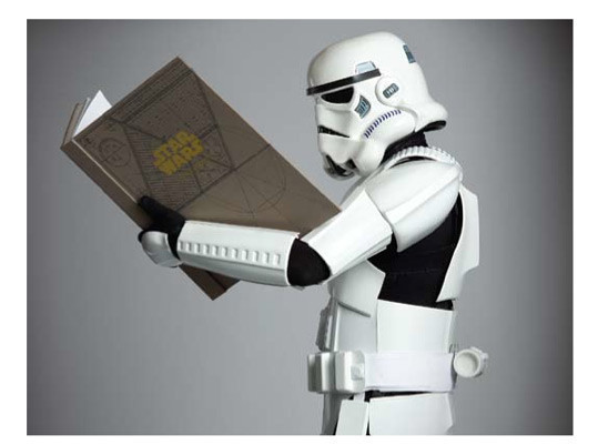 Книга о технической стороне съемок картины «Звездные войны». Изображение № 1.