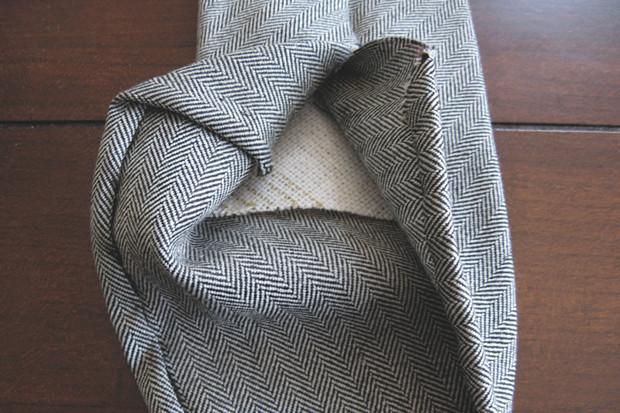 Гид по галстукам: История, строение, виды узлов и рисунков. Изображение № 2.
