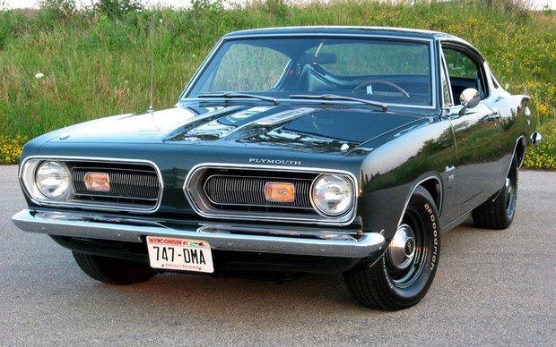 Plymouth Barracuda 1968. Изображение № 7.