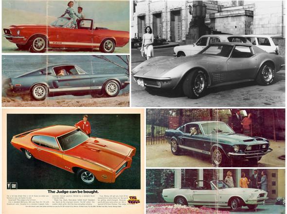 История и разновидности самых мускулистых автомобилей в мире —маслкаров. Изображение №2.