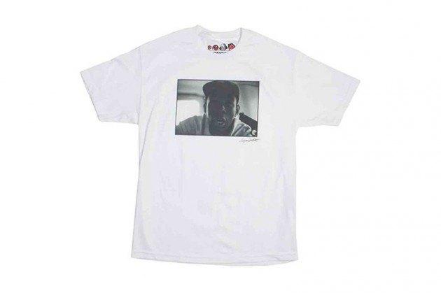 Хип-хоп-группировка Odd Future выпустила весенний лукбук своей коллекции одежды. Изображение № 12.