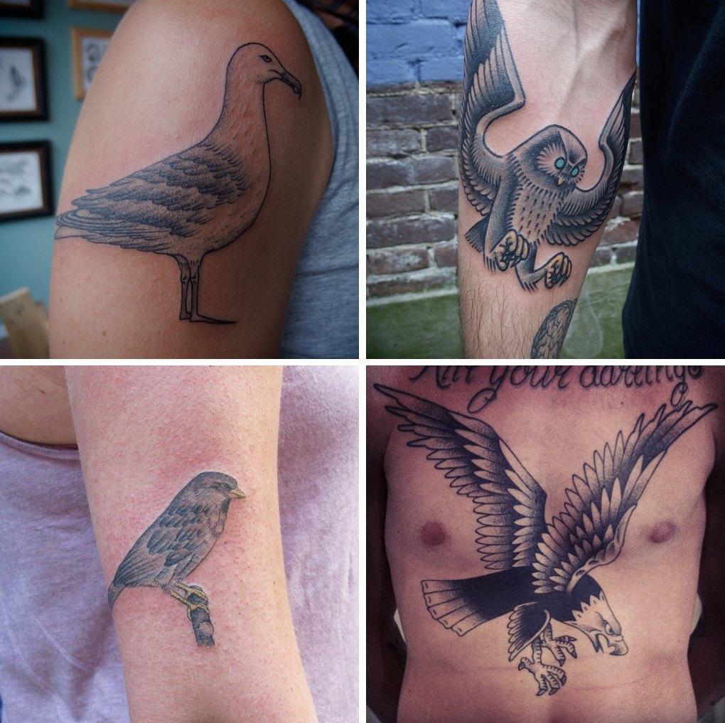 10 главных символов современной татуировки. Изображение № 3.
