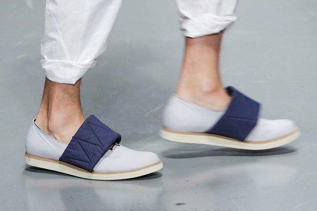 Новая марка: Кожаная обувь Ali Saulidi. Изображение № 15.