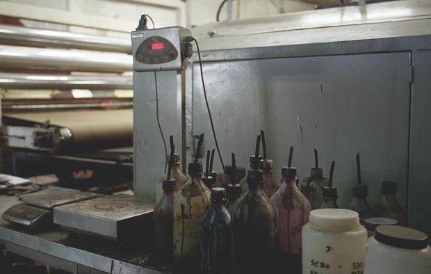 Репортаж с португальского завода по производству кожи. Изображение № 6.