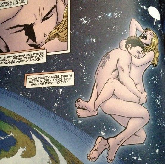 Канадские ученые считают секс в космосе смертельно опасным. Изображение № 1.