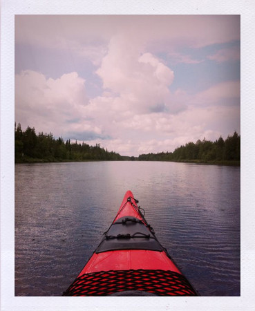 Фоторепортаж: Как я плавал на каяке. Изображение №26.