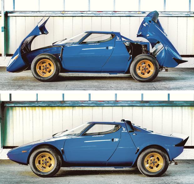 Гид по достижениям Lancia: 8 фантастических машин, опередивших свое время. Изображение № 8.
