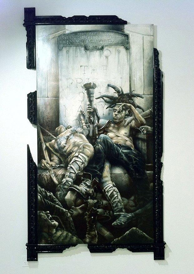 In Service of a Villain: Оружие постапокалипсиса в проекте художника Коби Кеннеди. Изображение № 15.