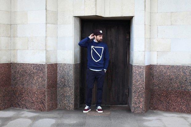 Магазин мужской одежды Mint опубликовал новый лукбук. Изображение № 9.