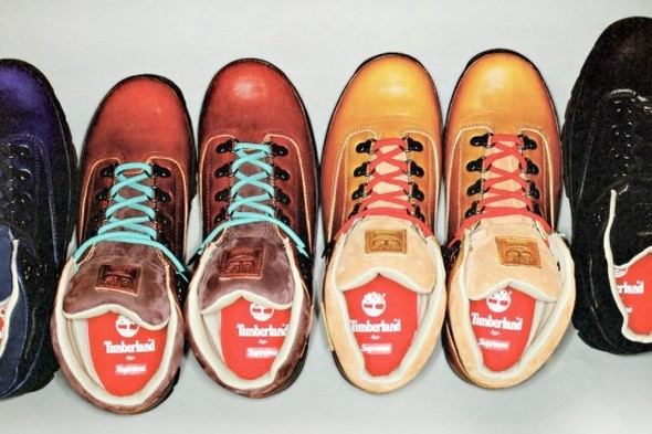 Две новых коллекции Supreme и линейка дек для скейтбордов. Изображение № 2.