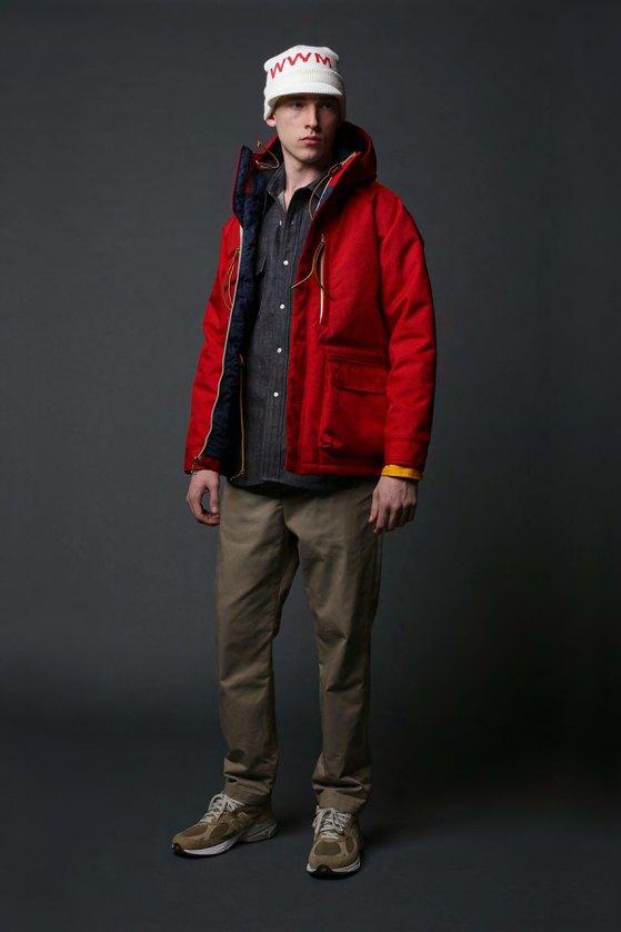 Марк МакНейри и Woolrich Woolen Mills показали лукбук новой осенней коллекции. Изображение № 5.
