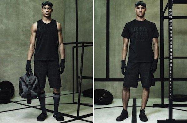 Александр Вэнг представил спортивную коллекцию для H&M. Изображение № 7.