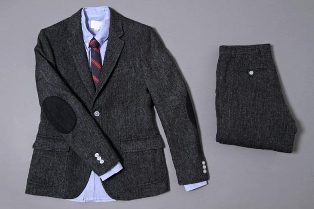 Американская марка Band of Outsiders представила осеннюю коллекцию одежды. Изображение № 5.