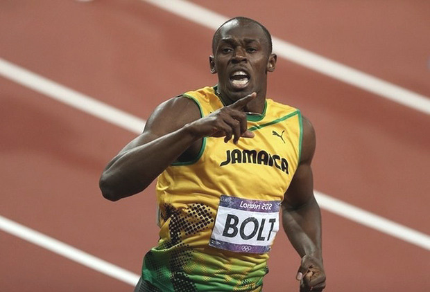 Личное дело: Усэйн Болт, ямайский спринтер. Изображение №1.
