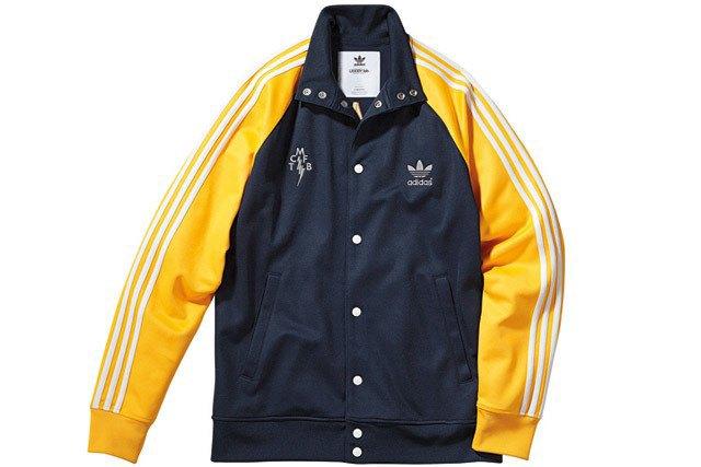 Марка Adidas и дизайнер Марк МакНейри представили совместную коллекцию одежды. Изображение № 18.