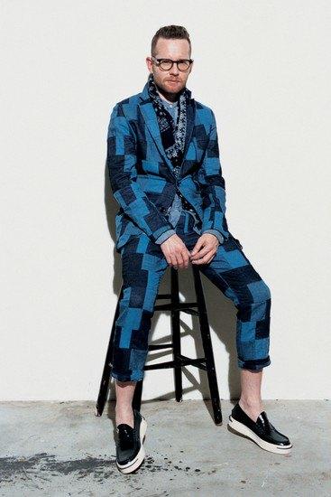 Марка Sophnet опубликовала лукбук весенней коллекции одежды. Изображение № 18.
