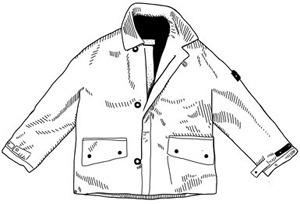 Остров сокровищ: 10 легендарных курток и материалов Stone Island. Изображение № 32.