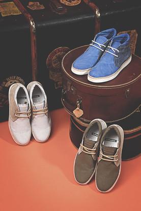 Итальянская марка BePositive выпустила весеннюю коллекцию обуви. Изображение № 2.