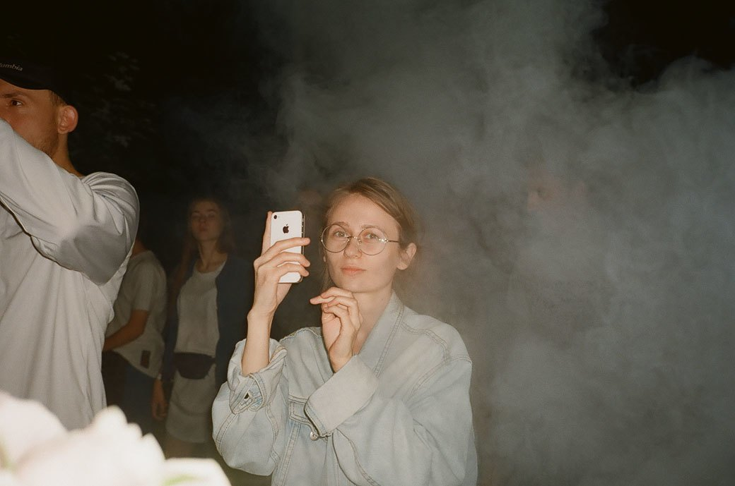 Angelwave: Фоторепортаж со светлого антирейва в «НИИ». Изображение № 5.