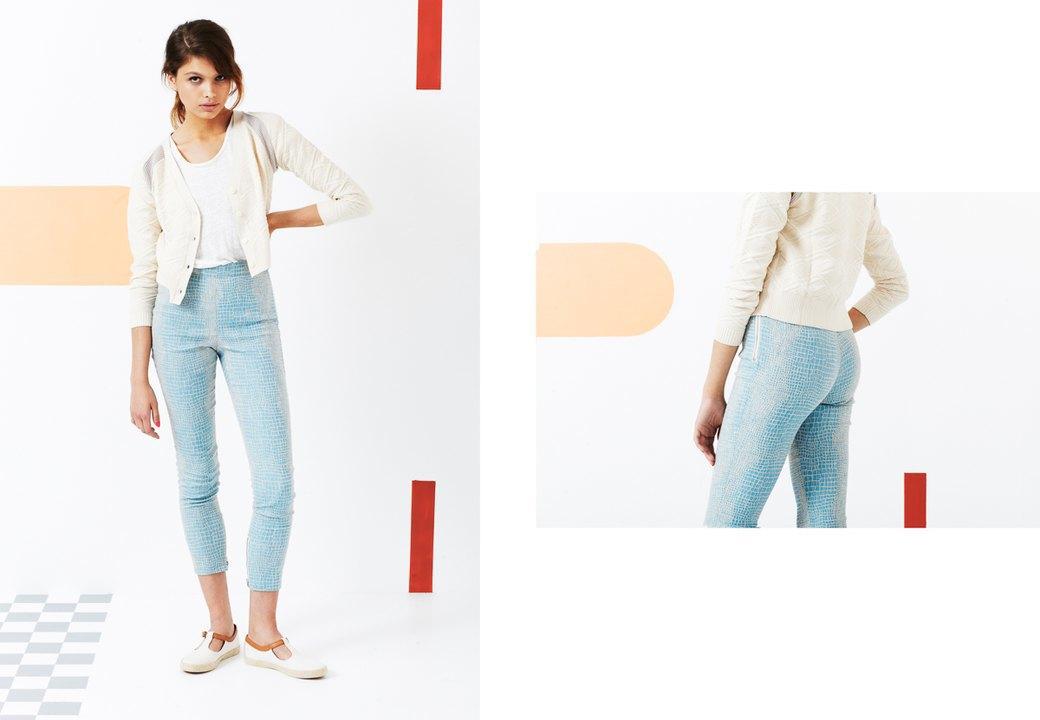 Магазин Kixbox выпустил лукбук весенней коллекции одежды. Изображение № 4.
