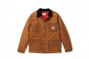 Американская марка Carhartt WIP представила осеннюю коллекцию одежды. Изображение № 13.
