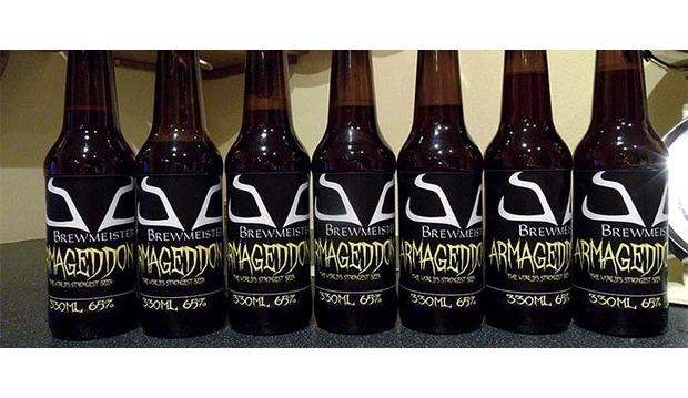 В Шотландии изготовили самое крепкое в мире 65-градусное пиво. Изображение № 4.