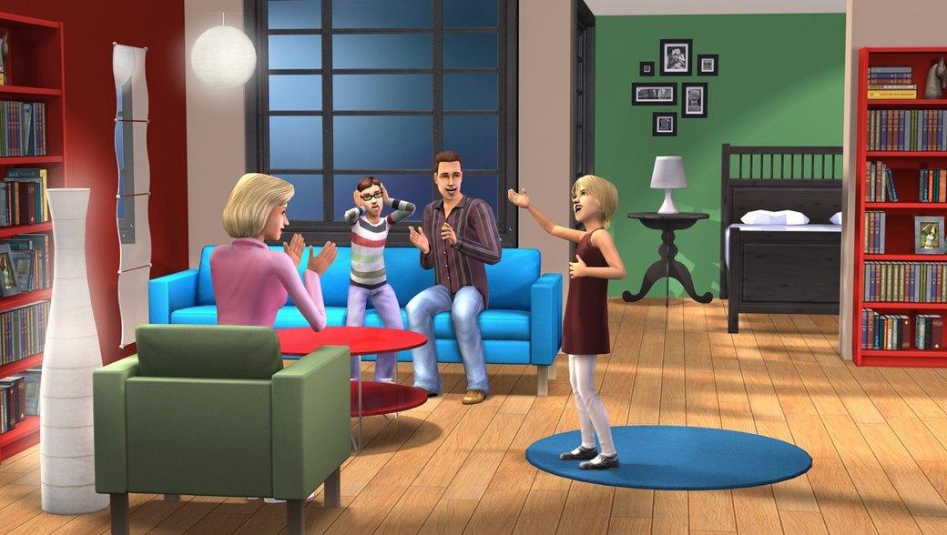 Sims. Изображение № 21.