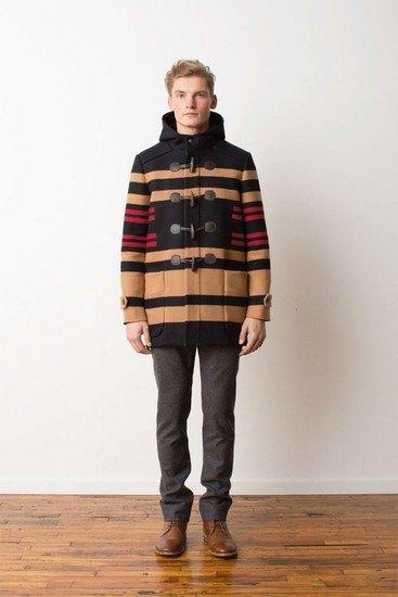 Марка Pendleton выпустила лукбук осенней коллекции одежды. Изображение № 10.