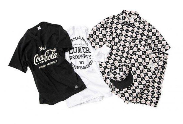 Компания Coca-Cola представила коллаборацию с девятью марками одежды. Изображение № 7.