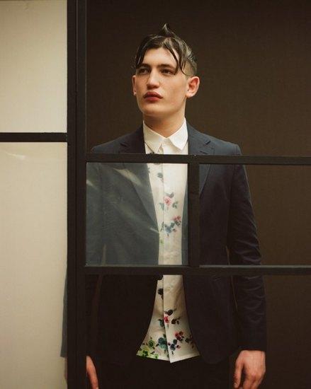 Mr. Porter и дизайнер Раф Симонс представили совместную коллекцию одежды. Изображение № 6.