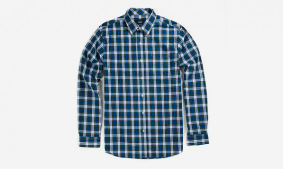 Калифорнийская марка Huf выпустила вторую часть весенней коллекции одежды. Изображение № 9.