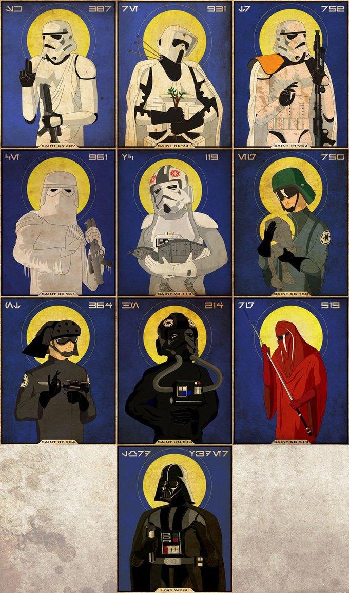 In Lucas We Trust: Как поп-культура порождает религии и культы. Изображение № 10.