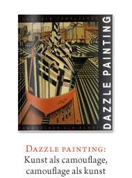 История камуфляжа Dazzle —от картин кубистов до военных крейсеров и принтов на одежде. Изображение № 17.