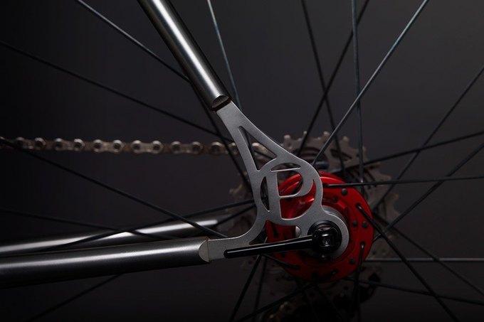 Марка Primarius представила новый гоночный велосипед. Изображение № 3.