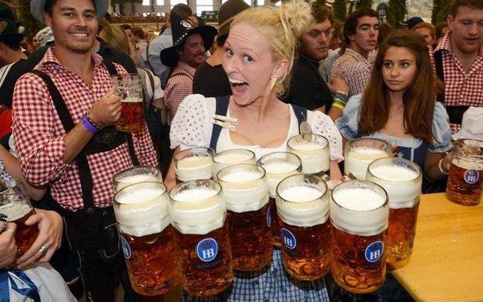 В Германии во время чемпионата мира украли 300 тысяч литров пива. Изображение № 1.