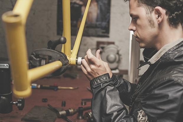«Можно поехать в отпуск, а можно взять и купить сварочный аппарат»: Инженеры веломастерской Ellipsis. Изображение № 6.