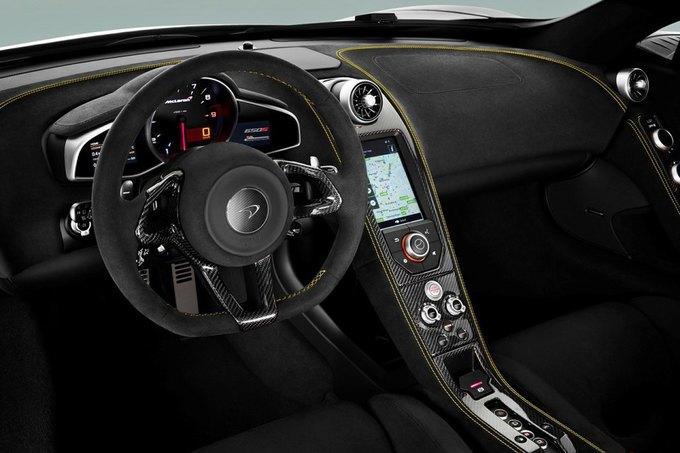 McLaren представил новый суперкар 650S. Изображение № 5.