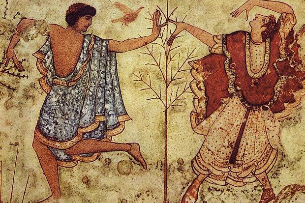 Жители древних цивилизаций как гуру мужского стиля и источник вдохновения. Изображение № 13.