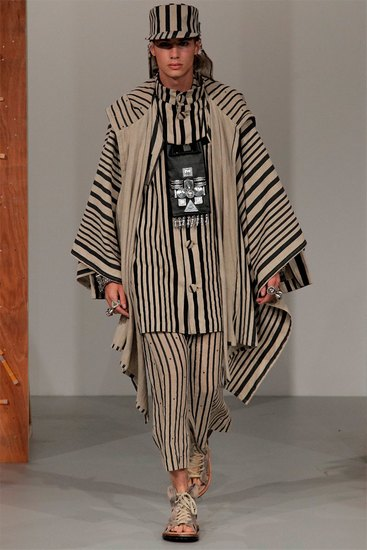 Английская марка KTZ представила весеннюю коллекцию одежды. Изображение № 10.
