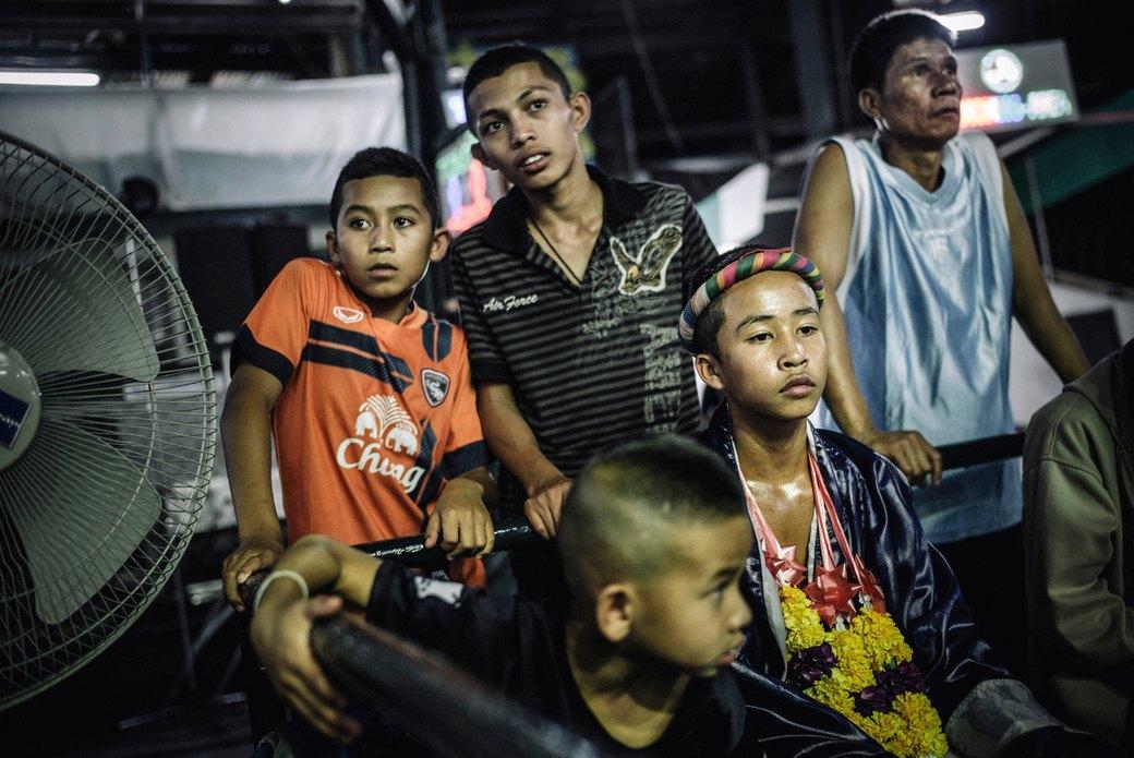 Бокс против нищеты: Как тайские подростки находят спасение от бедности на ринге. Изображение № 12.