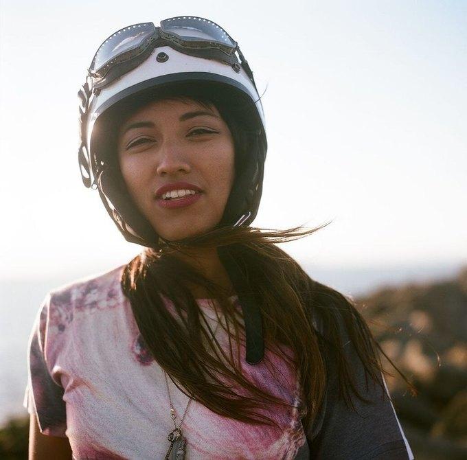 La Motocyclette: Американская фотовыставка доказывает право девушек называться байкерами. Изображение № 17.