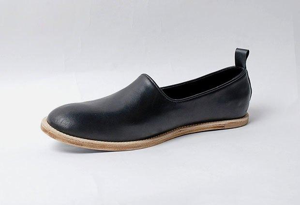 Новая марка: Кожаная обувь Ali Saulidi. Изображение № 4.